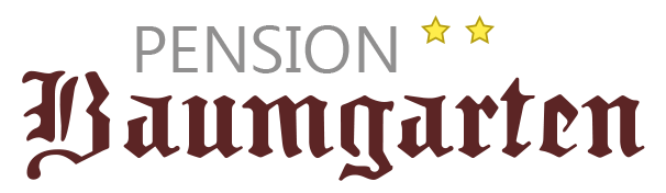 Logo - Pension Baumgarten
